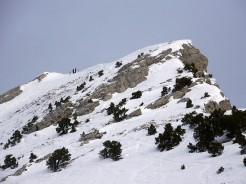 Chamechaude - Face Ouest