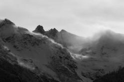 Tempête sur le Grand Pic