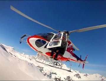 Reprise à Val d'Isère pour Sysoco avec le SAF