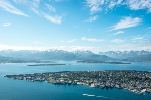Baie de Tromso